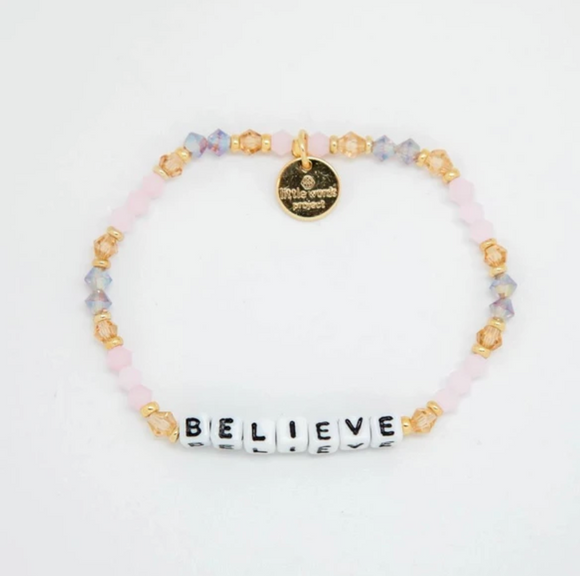 Believe Bracelet- Enchantment