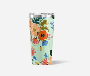 Rifle Paper x Corkcicle 16 oz- Lively Floral