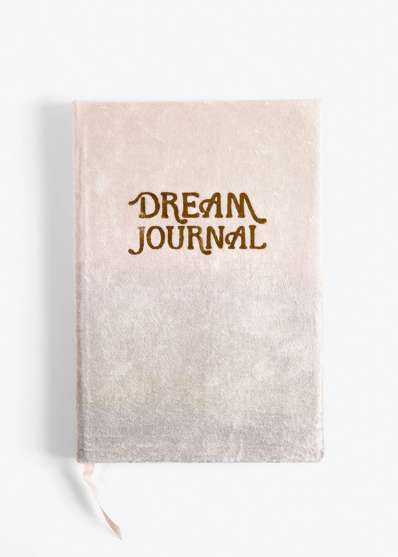 Velvet Blush Dream Journal