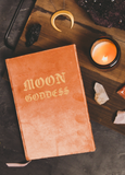 Moon Goddess Velvet Journal