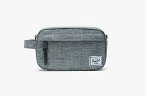 Chapter Carry On Travel Kit- Raven Crosshatch