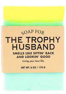 Trophy Husband Soap