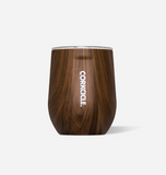 Walnut Wood Stemless