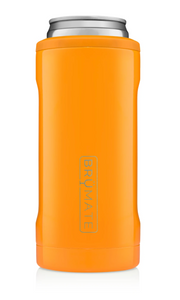 Hopsulator Slim Can Cooler- Hunter Orange