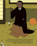 Martin Luther King Jr. Little People Big Dreams Book