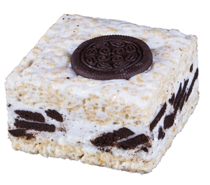 Rice Crispy Treat- Cookies & Cream