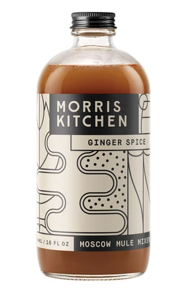 Ginger Spice Cocktail Mixer