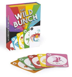 The Wild Bunch- A Crazy Eights Card Game