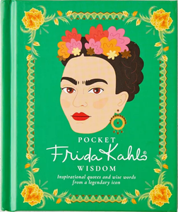 Pocket Wisdom- Frida Kahlo