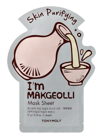 Tony Moly Sheet Mask- Makgeolli