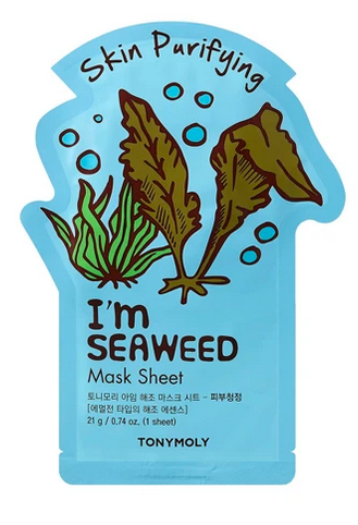 Tony Moly Sheet Mask- Seaweed