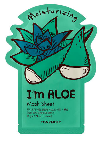 Tony Moly Sheet Mask- Aloe