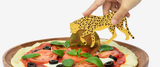 Savanna Pizza Cutter- Cheetah