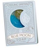 Blue Moon Soap with Amber Inside