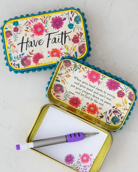Have Faith Box
