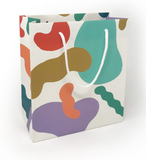 Color Blobs Gift Bag