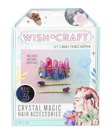 Crystal Magic Hair Accessories Kit