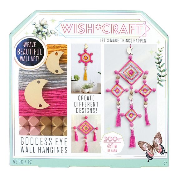 Goddess Eye Wall Hanging Kit