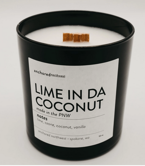 Lime in da Coconut
