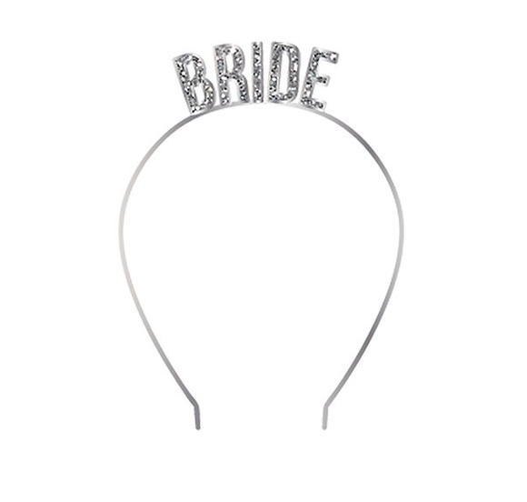Bride Sparkly Headband