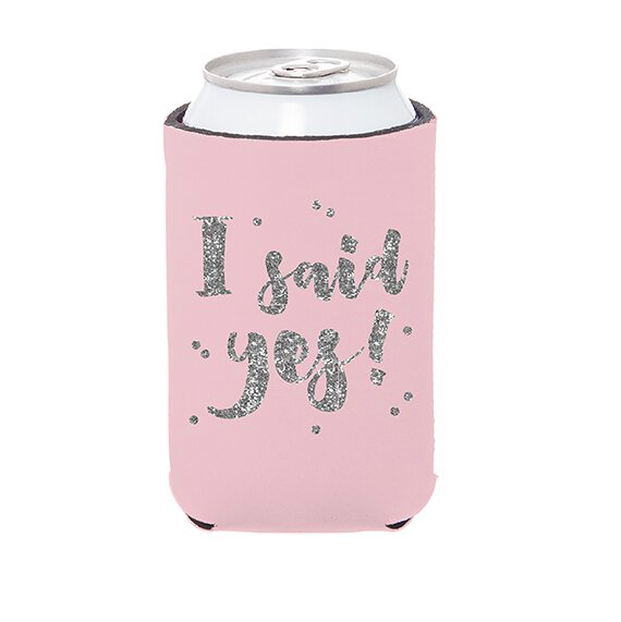 Insulated Can Cover - I Said Yes