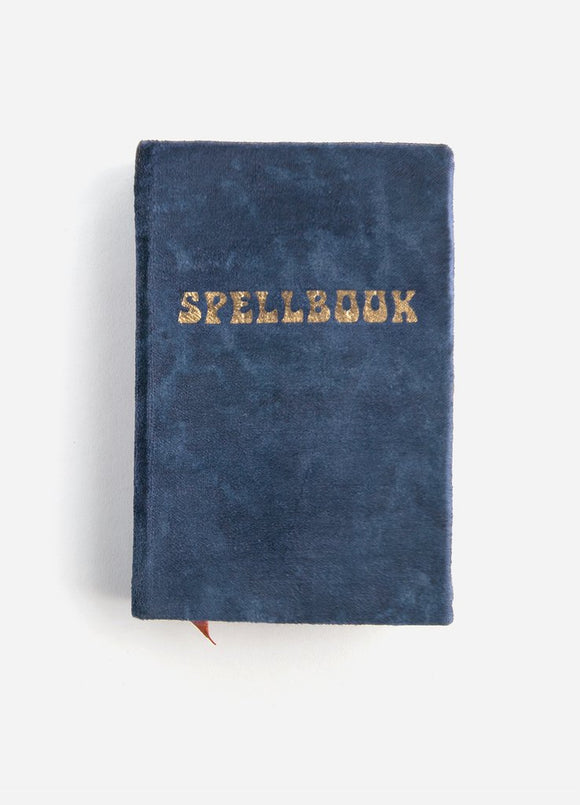 Spellbook Small Velvet Journal