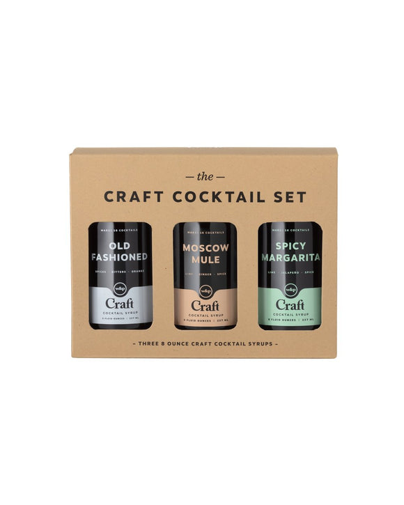 Craft Cocktail Set