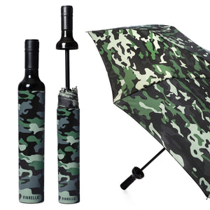 Camo Bottle Umbrella
