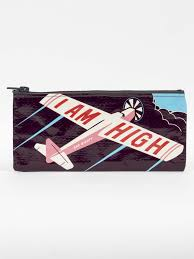 I Am High Pencil Case