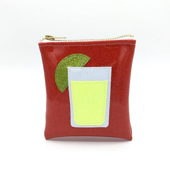 Tequila Shot Mini Clutch