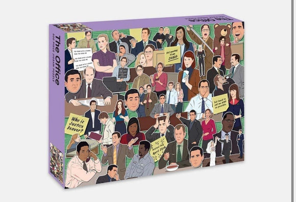 The Office Puzzle