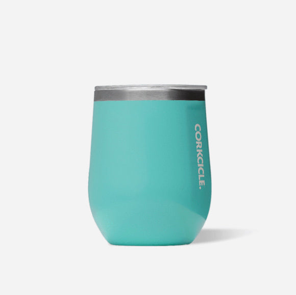 Turquoise Stemless