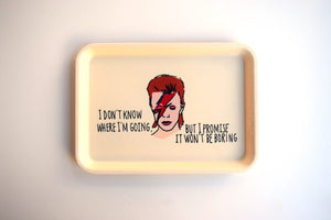 BOWIE TRAY