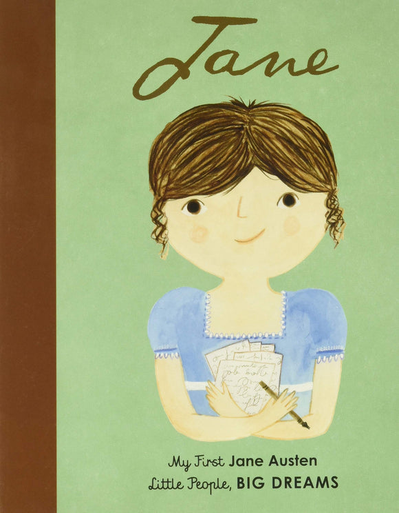 Jane Austen Little People Big Dreams Book