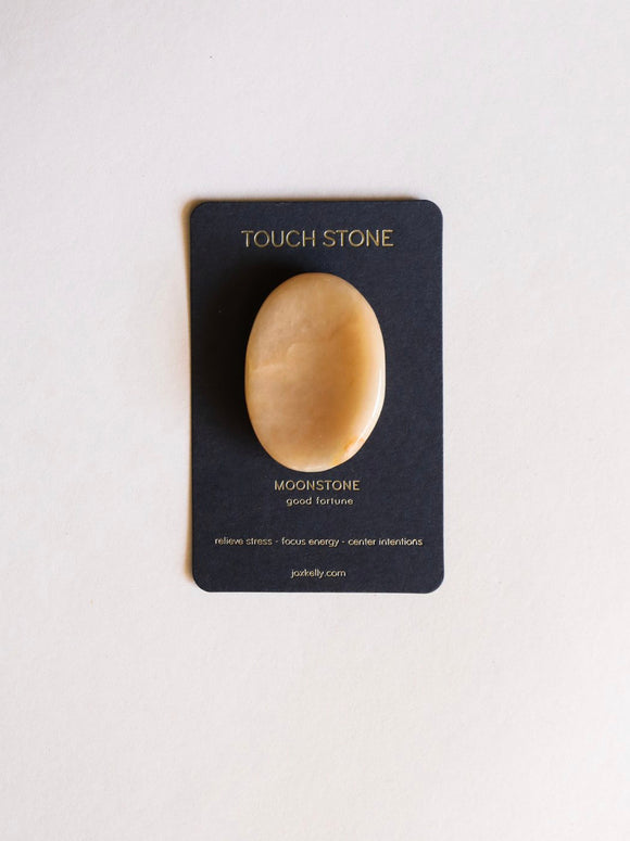 Moonstone Touch Stone