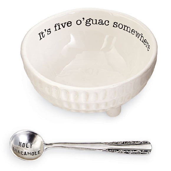 Guac Serving Dish Set