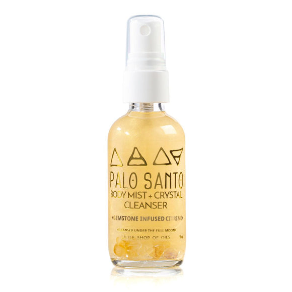 Palo Santo Mist Body & Crystal Cleanser
