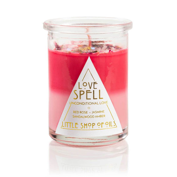 Love Spell Ritual Candle