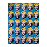 Warhol Marilyn Double-Sided 500 Piece Jigsaw Puzzle