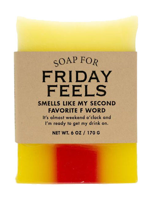 Friday Feels Soap