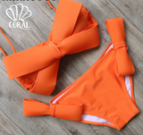Bow Bikini Orange