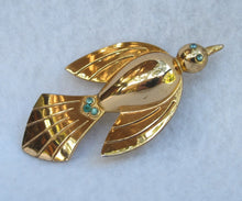 CORO SPACE AGE BIRD IN FLIGHT PIN