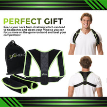 ExoMend GameStrap: Model X - Posture Trainer for Gamers