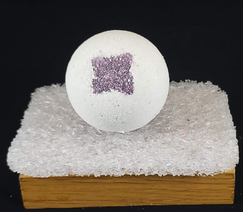 Black Raspberry Vanilla Bath Bomb - 2 oz - Stacy's Soap Suds