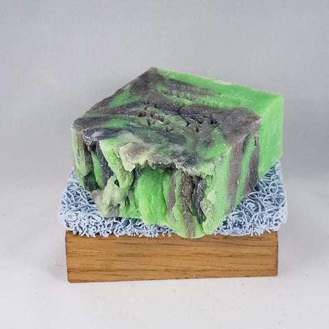 Dirty Hunter Camo Soap - Dirt Scented Soap - Stacy's Soap Suds