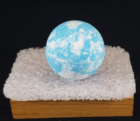 Man Bomb - 2 oz bath bomb for Him - Stacy's Soap Suds