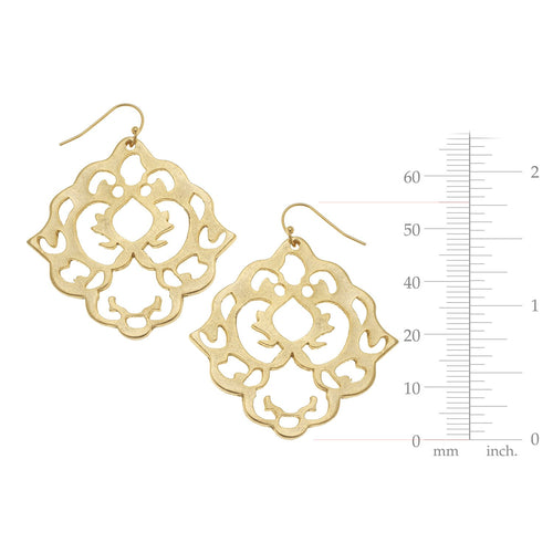 Artesian Filigree Earrings