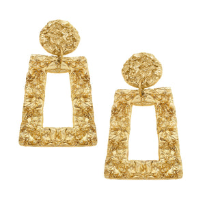 Belle Earrings in Quad