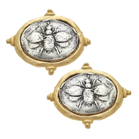 Queen Bee Intaglio Bracelet