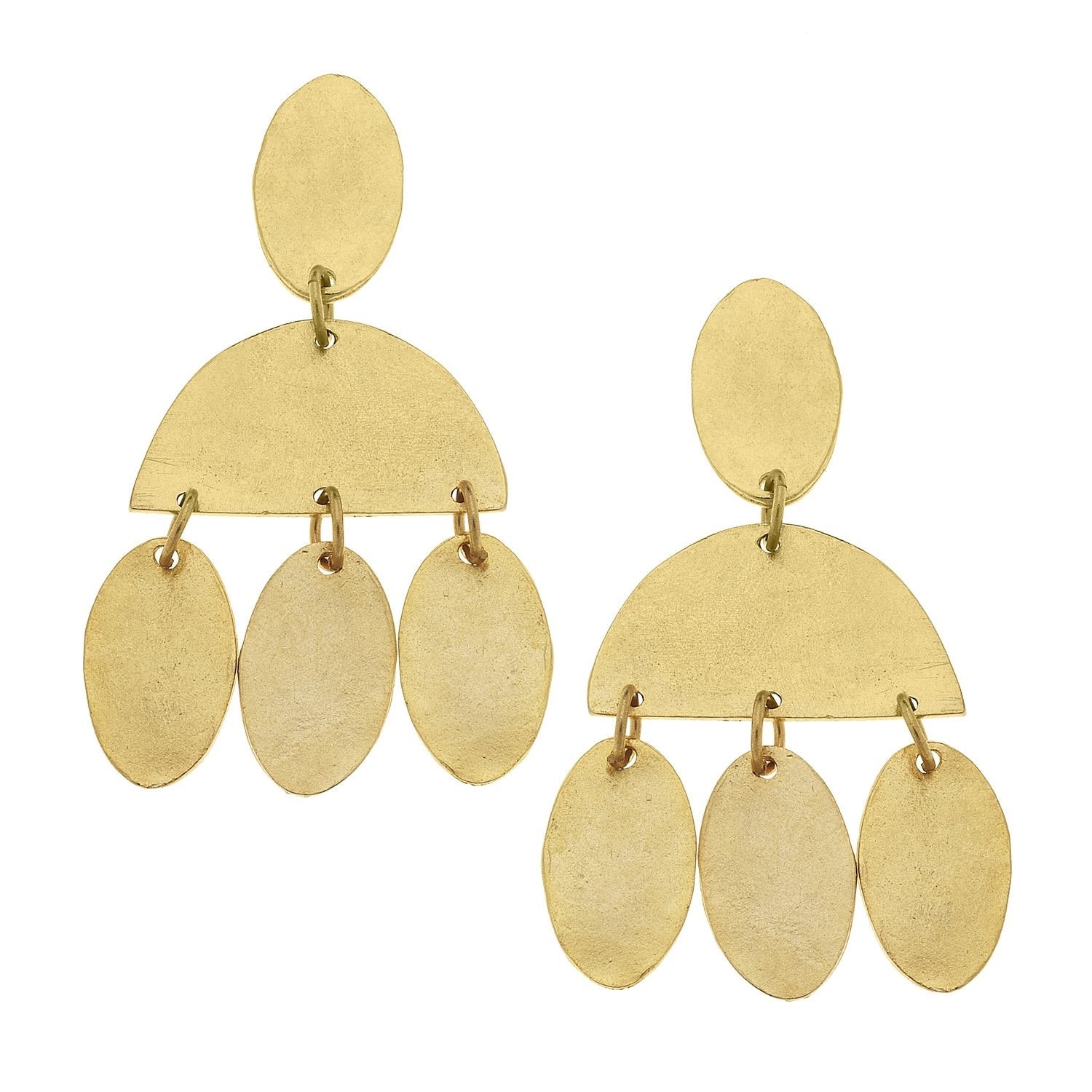 Modern Chandelier Earrings